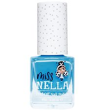 Miss Nella Nail Polish - Mermaid Blue