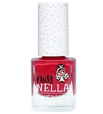 Miss Nella Nail Polish - Cherry Macaroon