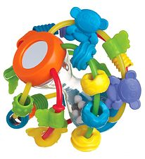 Playgro Play And Learn Ball - Multicolour