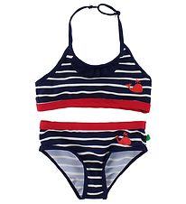 Freds World Bikini - UV50+ - Navy/White Striped