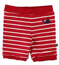 Freds World Swim Jammers - UV50+ - Red/White Striped