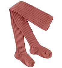Condor Tights - Rib - Dusty Rose