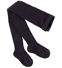 Condor Tights - Rib - Plum