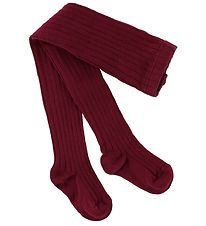 Condor Tights - Rib - Bordeaux