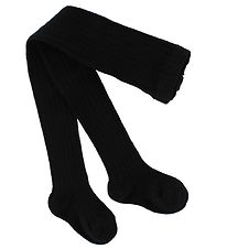 Condor Tights - Rib - Black