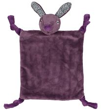 Smallstuff Comfort Blanket - Rabbit - Dusty Purple