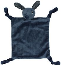 Smallstuff Comfort Blanket - Rabbit - Denim