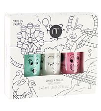 Nailmatic Nail Polish - 3-Pack - Fun Fair