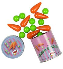 Haba Play Food - Peas & Carrots