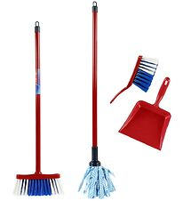 Vileda Junior Cleaning Set - Toy - Red