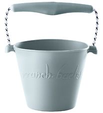 Scrunch Bucket - Silicone - Light Blue