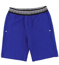 Young Versace Shorts - Sweat - Blue