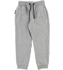Emporio Armani Sweatpants - Grey Melange