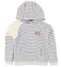 Roxy Hoodie - Spark In You - Navy/Ivory Striped