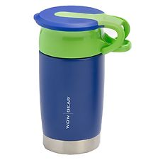 Wow Cup Thermo - Steel - 300 ml - Blue