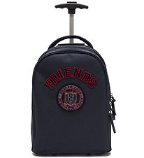 Dolce & Gabbana Trolley - Navy w. Patches