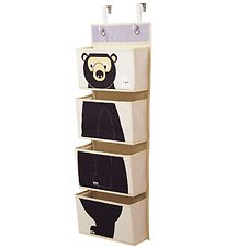 3 Sprouts Wall Storage - 94x33 - Bear