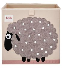 3 Sprouts Storage Box - 33x33x33 - Sheep