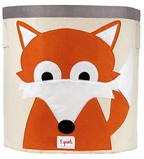 3 Sprouts Storage Bag - 45x40 - Fox