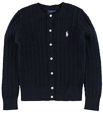 Polo Ralph Lauren Cardigan - Knitted - Navy