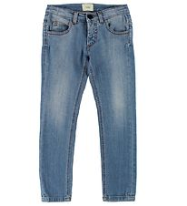 Fendi Kids Jeans - Blue w. Hearts