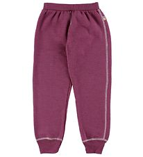 Joha Trousers - Wool - Fuchsia
