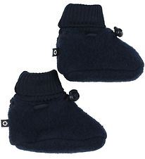 Smallstuff Booties - Wool - Navy