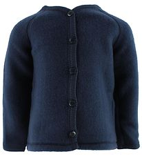 Smallstuff Cardigan - Wool - Navy