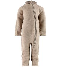 Smallstuff Pramsuit - Wool - Sand