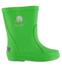 CeLaVi Rubber Boots - Basic - Green