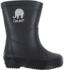 CeLaVi Rubber Boots - Basic - Navy