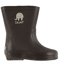CeLaVi Rubber Boots - Basic - Brown