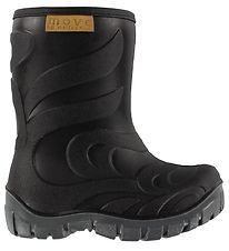 Move By Melton Thermo Boots - Black