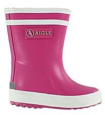 Aigle Rubber Boots - Baby Flac - Rose