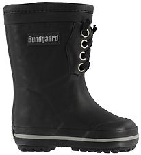 Bundgaard Thermo Boots - Black w. Logo