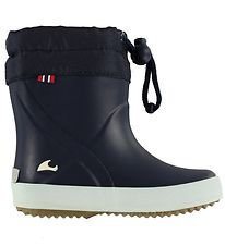 Viking Rubber Boots - Alf - Navy