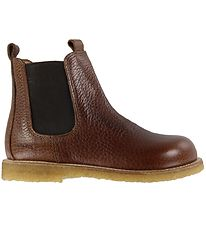 Angulus Boots - Chelsea - Brown