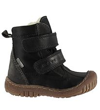 Move By Melton Winter Boots - Infant Tex Boot - Black/Charcoal