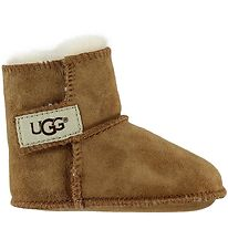 UGG Slippers - Wool - Brown