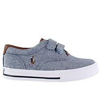 Polo Ralph Lauren Trainers - Vaughn II - Light Denim