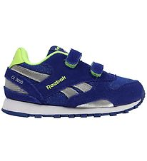 Reebok Classic Trainers - GL 3000 - Blue/Silver/Yellow w. Velcro