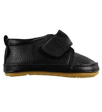 Move By Melton Soft Sole Leather Shoes - Black