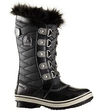 Sorel Winter Boots - Tex - Youth Tofino II - Black