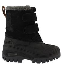 Move By Melton Winter Boots - Black