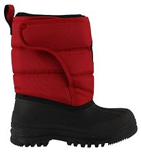 Polo Ralph Lauren Winter Boots - Hamilten II - Red/Black