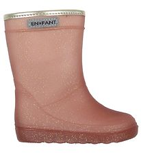 En Fant Thermo Boots - Rose/Glitter