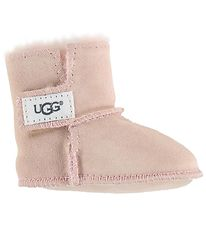 UGG Slippers - Wool - Erin - Pink