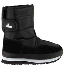 Rubber Duck Winter Boots - Snowjogger - Black