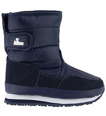 Rubber Duck Winter Boots - Snowjogger - Navy