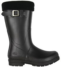 Viking Rubber Boots - Vendela JR - Black w. Lining